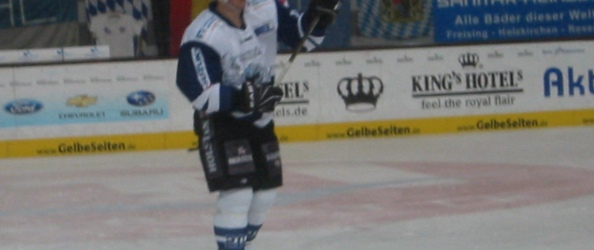Eishockey DEL 2010-11 Hamburg Freezers Christoph Schubert 02; Foto: Robert M. Frank.