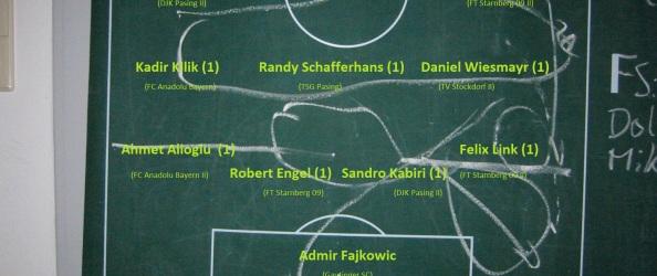 Fußball 2010-11 Würmtal-Elf der Woche_KW 12. Foto: Robert M. Frank.