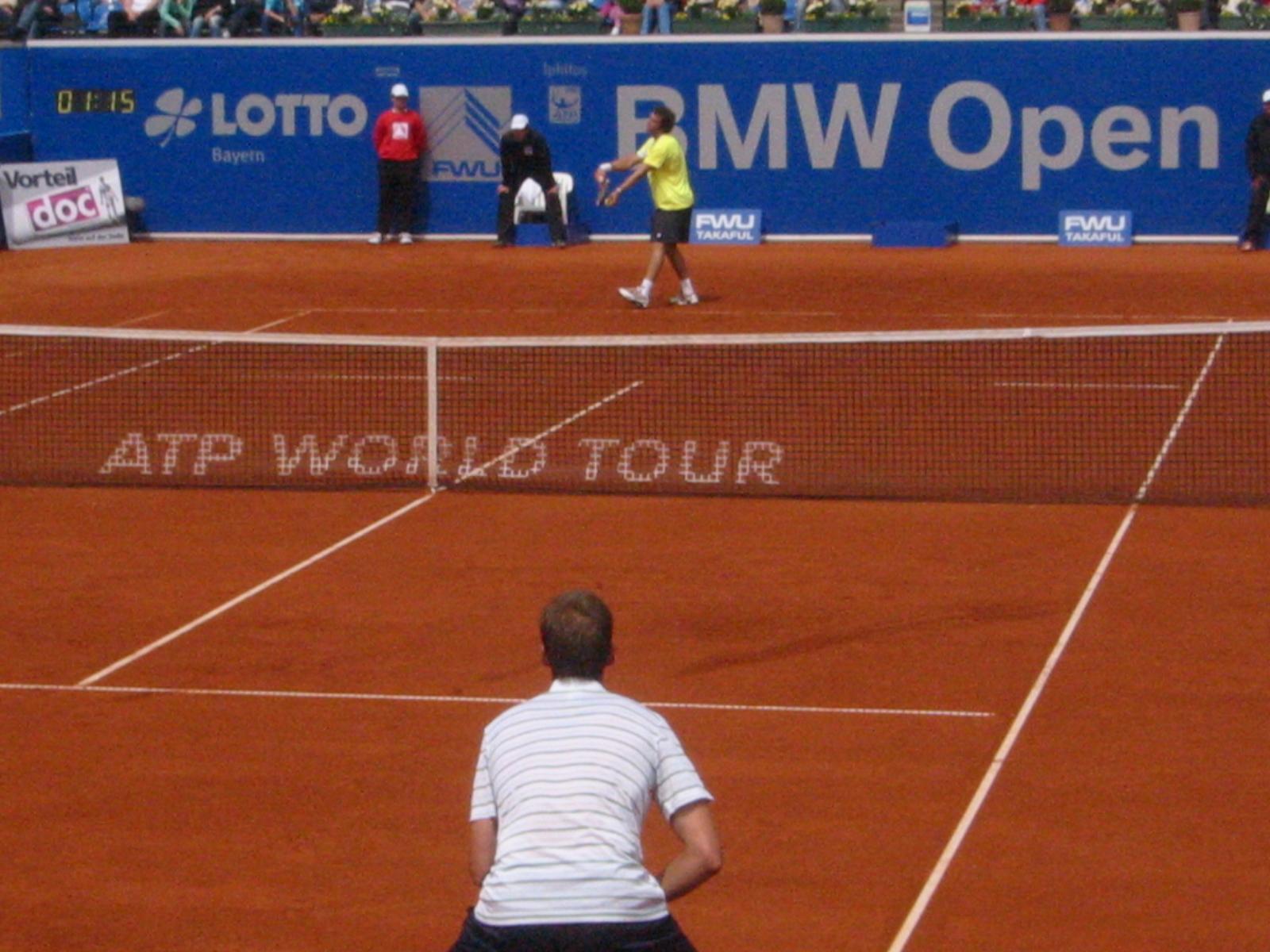 bmw open tennis