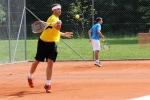 Tennis Würmtal 2011 04 TC Gauting II Philip Fuchslocher. Foto: Jochen Amann.