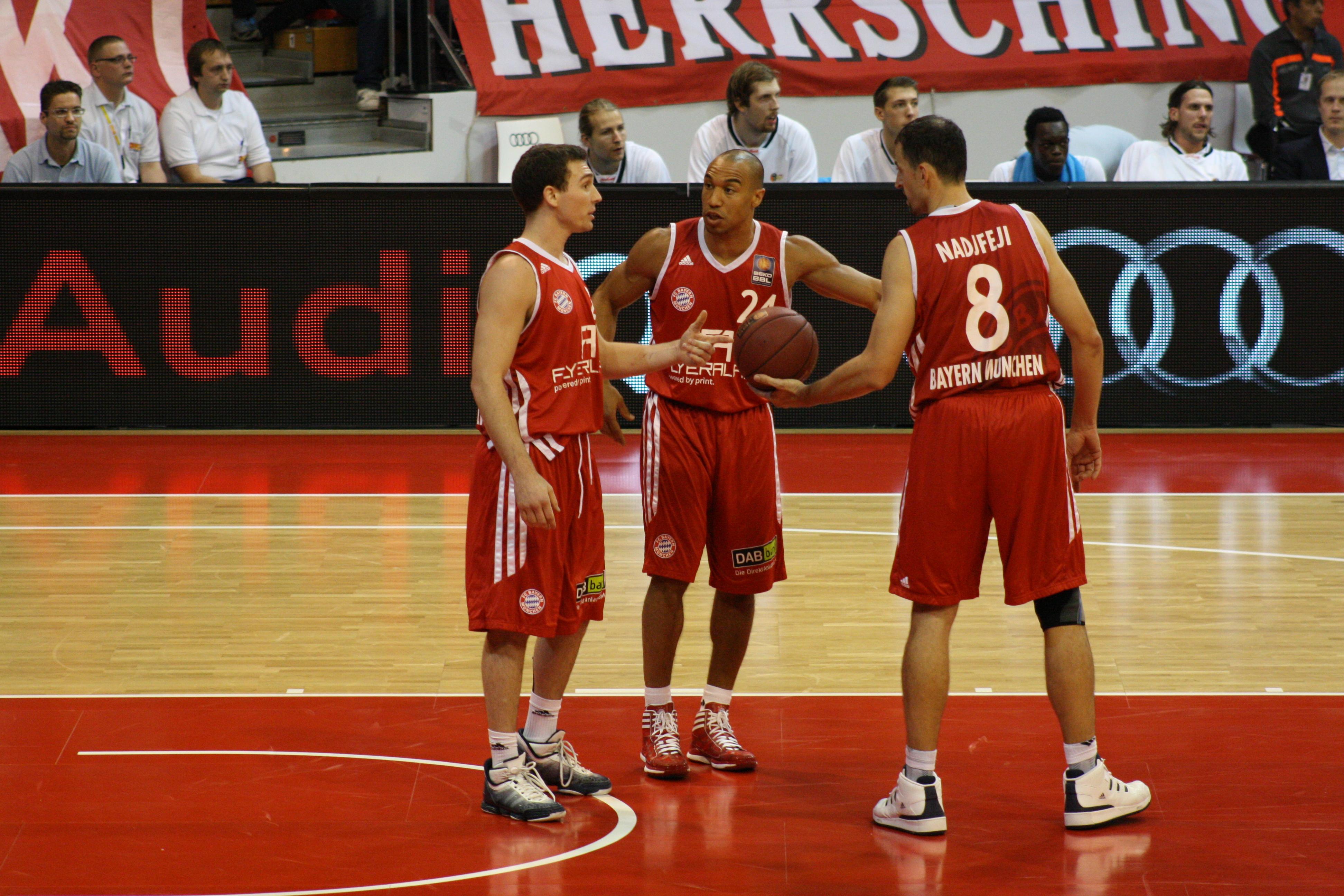 fc bayern basketball damen