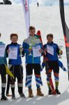 Regio-Cup-Finale_U14-Sieger zu dritt; Foto: Skiverband München (SVM).